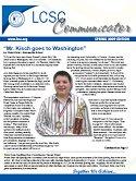 Spring 2009 Communicator